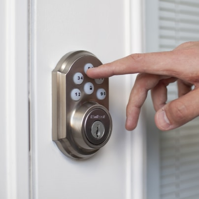 Stockton smartlock adt